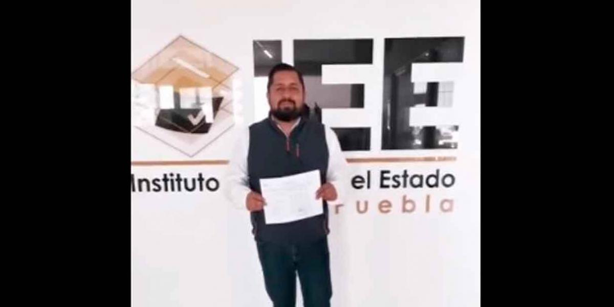 Filemón Ramírez se registra como candidato independiente